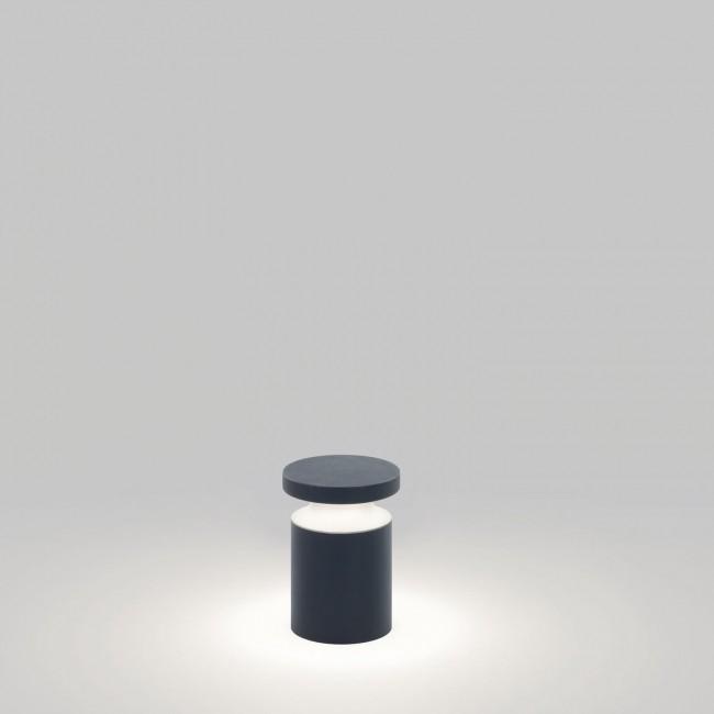Tuinpaal Delta Light Bazil 121 antraciet