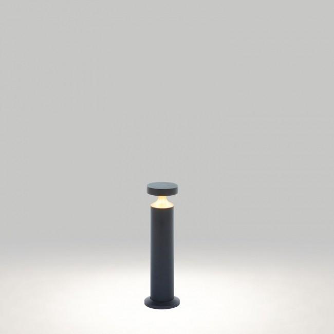 Tuinpaal Delta Light Bazil 63 antraciet