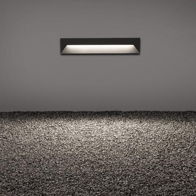 Wandverlichting Tuin Delta Light Logic W L