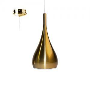 Drop 520 E27 pendel goud