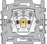 Sokkel voor stopcontact zonder aarding met kinderveiligheid, inbouwdiepte 21mm