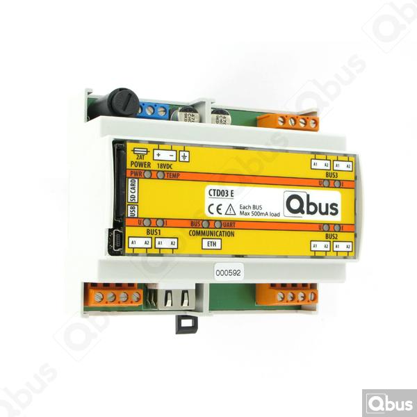 CTD03E Qbus Maxi Controller