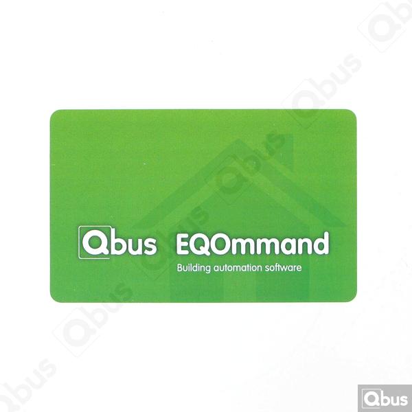 EQO Qbus EQOmmand visualisatie- en bedieningssoftware