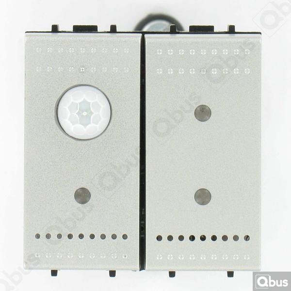 SWC04MNT Qbus smart-switch met bewegingsdetector