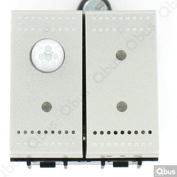 SWC04MTNT Qbus smart-switch met bewegingsdetector en thermostaat