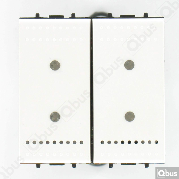 SWC04TN Qbus smart-switch met thermostaat