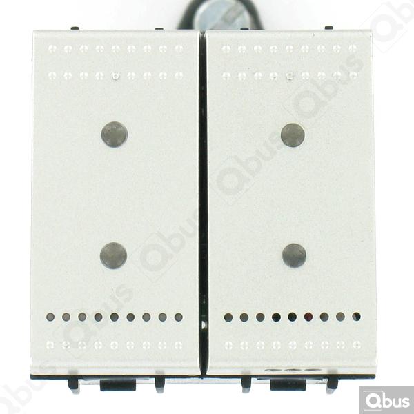 SWC04TNT Qbus smart-switch met thermostaat