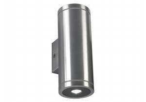 Wandverlichting tuin slv rox led up down inclusief led lamp