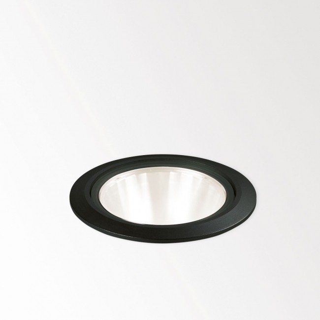 Grondspot Delta Light Logic R A 3011 zwart