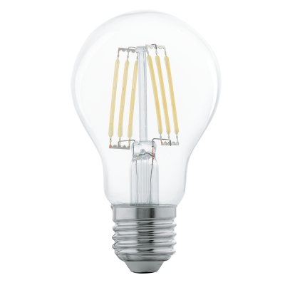 LED Retrofit Filament Lamp E27 A60 6W 550Lumen warmwit 2700K