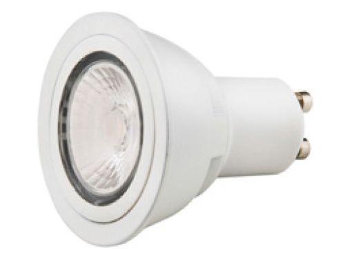 Retrofit LED spot GU10 230V 5W 2800K Dimbaar wit met camita-lens
