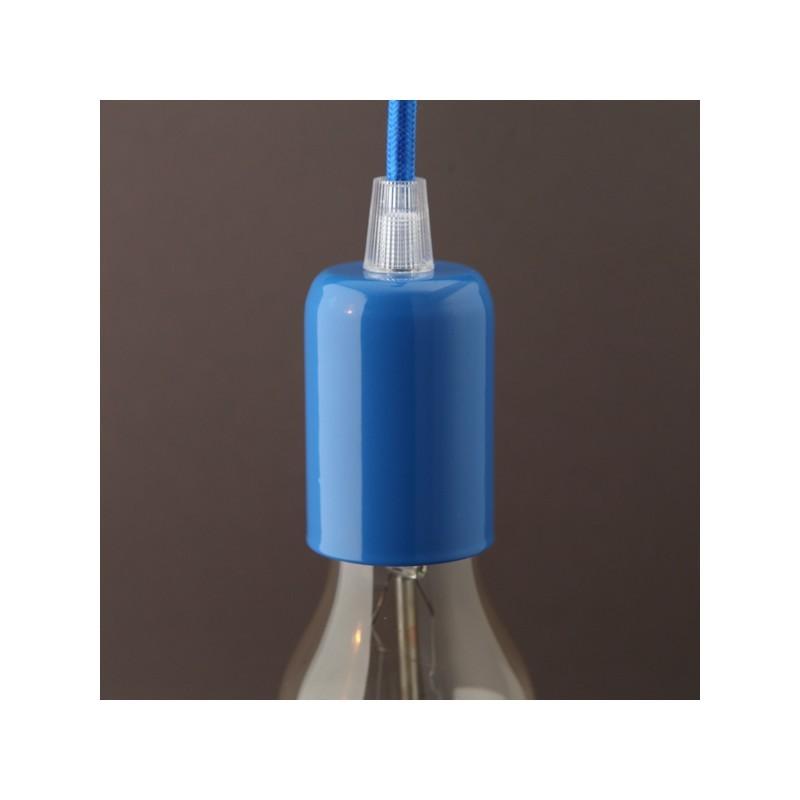 Mix&Match fitting blauw E27 44x62