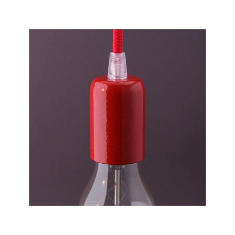 Mix&Match fitting rood E27 44x62