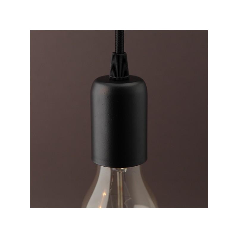 Mix&Match fitting zwart E27 44x62