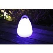 Sfeerverlichting tafellamp Lucide RGB TOBY handtas