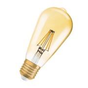 Osram Vintage 1906 LED Edison 35 FIL Gold 1906EDI35FILGD 4W/824 230V