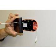 MountingSet for Viveroo Free - montageset en laadsysteem voor inbouw in muur