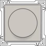 Afwerkingsset 1-0-2 voor draaischakelaar voor motoren, Light grey