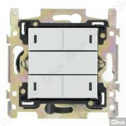 SWC04121 Qbus smart-switch