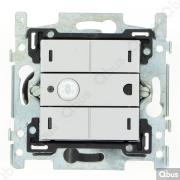SWC04MT121 Qbus smart switch met bewegingsdetector en thermostaat