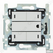 SWC04T121 Qbus smart-switch met thermostaat