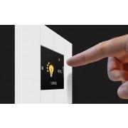 VIZIRKW Qbus room controller met OLED scherm