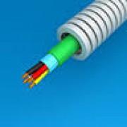 PREFLEX 16MM EIB KNX BUS KABEL 2X2X0,8 voor domotica  (rol 100m)
