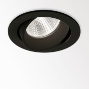 Downlight Delta Light Grand REO zwart-zwart