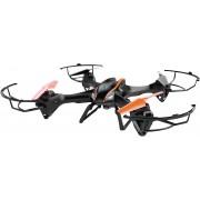 R/C Drone Radiofrequentie 720p Camera Zwart / Oranje