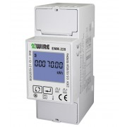 2-Wire Energiemeter MODBUS, monofasig 100A