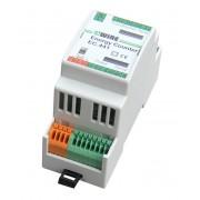 2-wire Energy Counter: 4 puls‐ingangen + 4 CT spoelen+ RS232