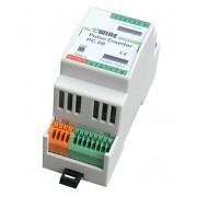 2-Wire Puls Counter met 8 binaire ingangen, bus: 2‐wire